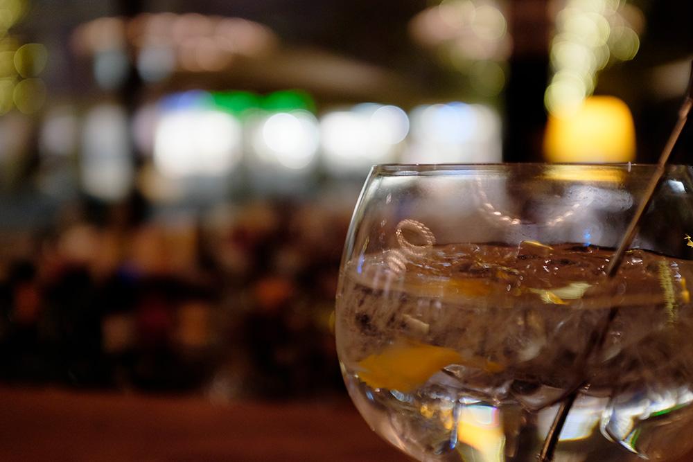 Cocktails genießen im il Boccone Konstanz
