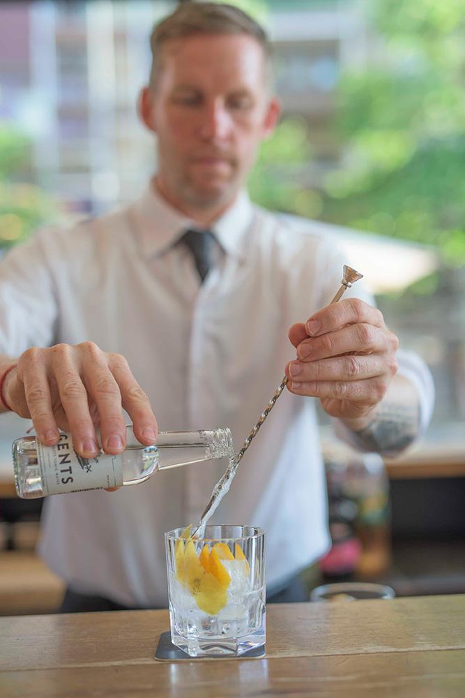 Haugemachte Cocktails im il Boccone Konstanz