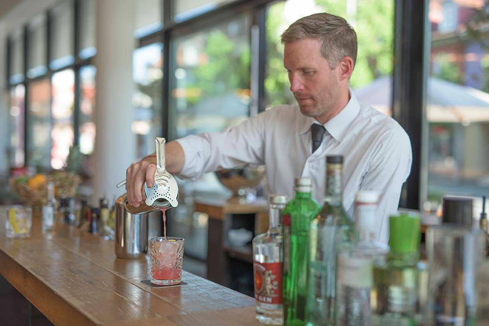 Cocktails in der il Bar im il Boccone Konstanz
