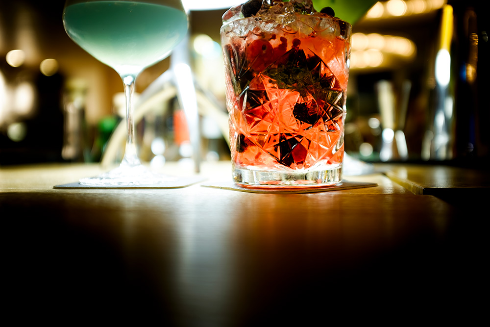 Drinks im il Boccone Konstanz genießen