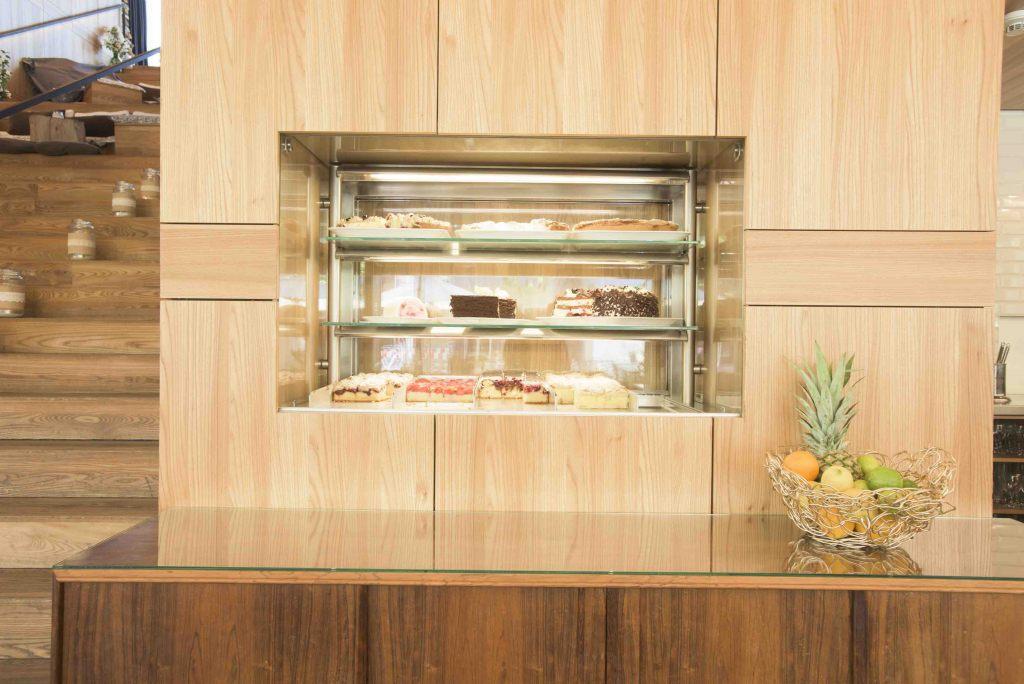 Leckere Kuchen und Torten im il Boccone Konstanz